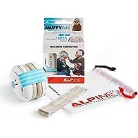 Alpine Muffy Baby Blue - Orejeras de protección para el oído del bebé