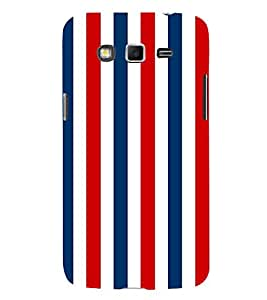 ifasho Designer Back Case Cover for Samsung Galaxy Grand Neo I9060 :: Samsung Galaxy Grand Lite (Road Usa North America Indepence Day)