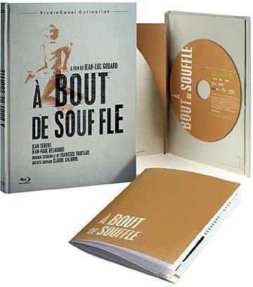 Bild von A bout de souffle [Blu-ray] [FR Import]