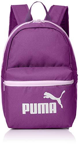 Puma Kinder Phase S Backpack Rucksack, Phlox, OSFA (Kinder Puma Rucksack)