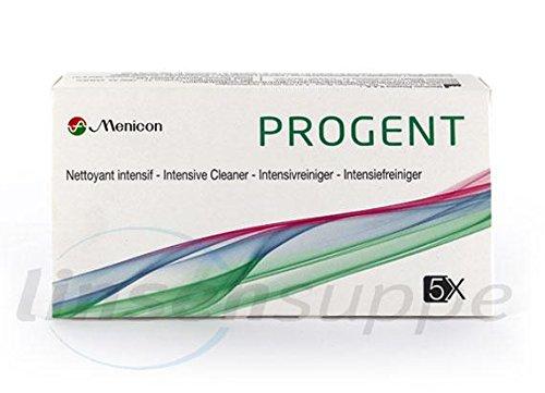 Menicon Progent SP Intensivreiniger, 5 Ampullen, 1er Pack (1 x 5 Stück)