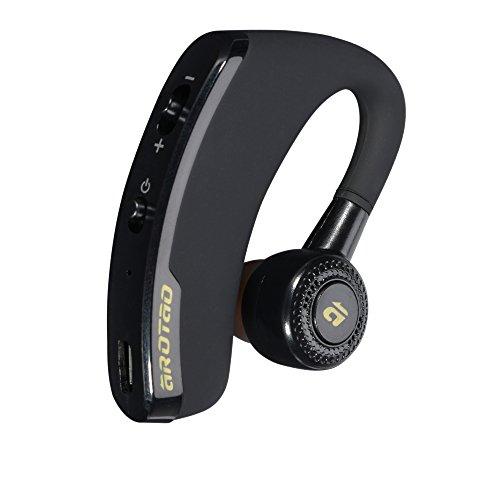 Bluetooth Headset, AROTAO Bluetooth Kopfhörer Wireless Ohrhörer mit Mic für Apple iPhone, Samsung Galaxy und Android Smartphones
