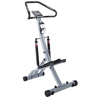 Ultrasport Power Stepper mit Handpuls-Sensoren, klappbar