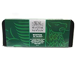 Winsor & Newton Winton Oil Zip Brush Wallet