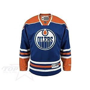 Reebok Edmonton Oilers Premier NHL Trikot Home