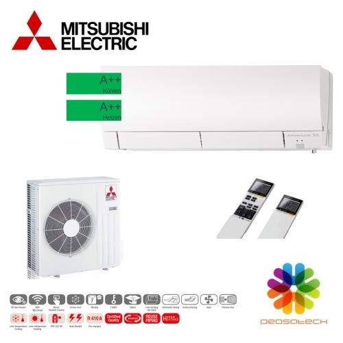 Mitsubishi Deluxe Wandgeräte Set 5,0 kW MSZ-FH50VE/MUZ-FH50VE