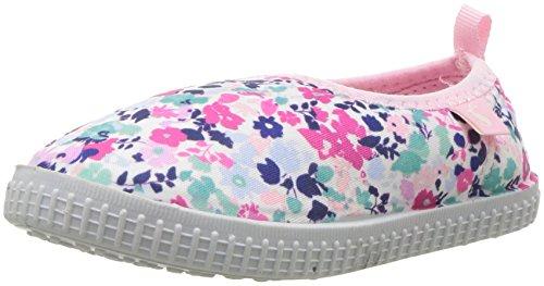 Tom joule Y_JNRPEBBLEG, Zapatillas Para Niñas, Pink (Pretty Ditsy), 32 EU