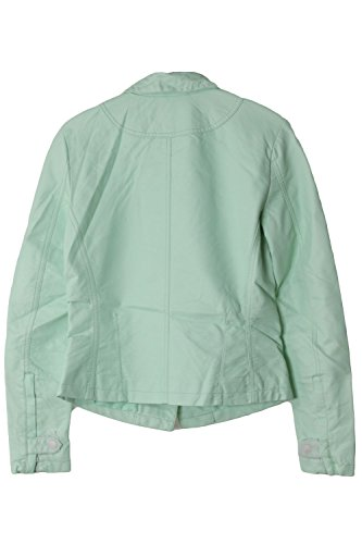 Only Damen Lederjacken & Lederimitatjacke MARCELLA PU JACKET OTW BB Vert