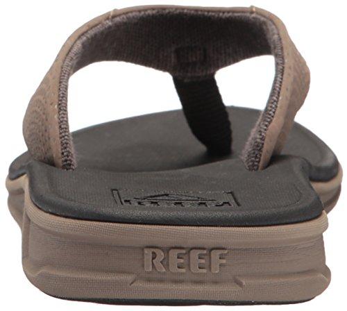 Mehrfarbig Black Tbl Herren Rover Zehentrenner Black Reef Tan Tan wX0fSwq