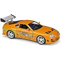 LIUFS-Coche De Aleación Toyota Car Model 1:18 Lykan Sports Car Aleación Completamente