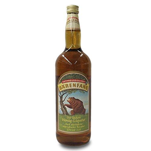 Bärenfang Honig Likör 33%vol (1l Flasche)