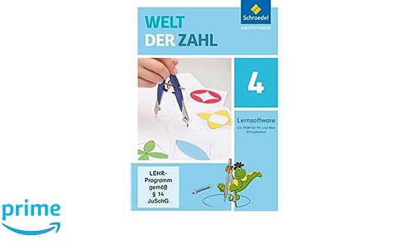 VertrauenswüRdig Welt Der Zahl Ausgabe 2015 Lernsoftware Lernsoftware 1 Auf Cd-rom Cd-rom Softw Software