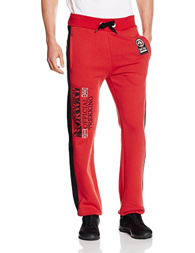 Geographical Norway Herren Sporthose Mafont Men Rot (Red)