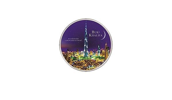 /Burj Khalifa 2000/CFA francs 56,7/gram Argent pi/èce de monnaie/ /C/ôte dIvoire 2017 7gram Argent pièce de monnaie-Côte d/'Ivoire 2017 Mint AC Magnificent monuments la nuit/