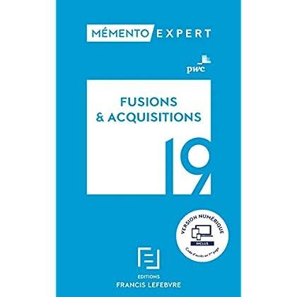 Mémento Fusions & Acquisitions 2019
