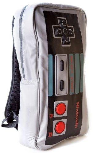 Mochila con diseño de controlador de Nintendo XXL