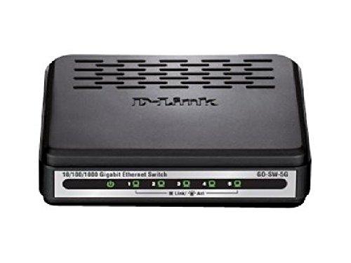 Preisvergleich Produktbild DLINK Switch GO-SW-5G/E 5x 10/100/1000
