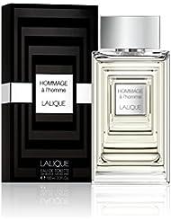 Lalique Hommage À l'Homme, Eau de Toilette Natural Spray, 100 ml