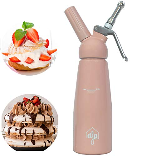 DFP Pink Whipped Cream Dispenser