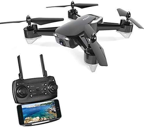 ZB UAV À Quatre Axes avec Écran WiFi HD, Transmission en Temps Réel, Gyroscope Intégré À 6 Axes Adapté pour Les Adultes Et Les  s Débutants | Promotions