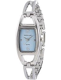Excellanc Damen-Armbanduhr Analog Quarz verschiedene Materialien 180423000040
