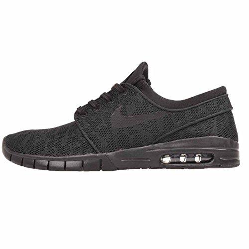 Nike Unisex SB Stefan Janoski Max Schwarz Synthetik Sneaker 40