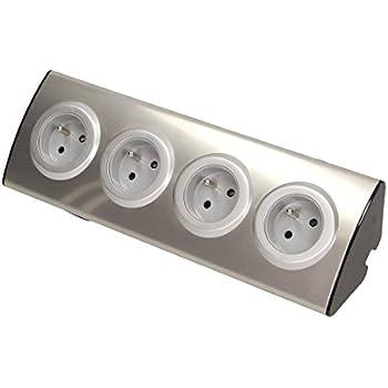Steckdosenleiste Küche 3500Watt: Amazon.de: Beleuchtung