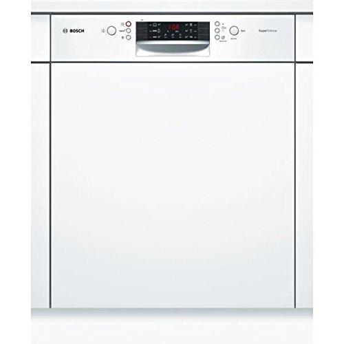 Bosch Serie 4 SMI46AW04E lave-vaisselle Entièrement intégré 12 places A++ - Lave-vaisselles (Entièrement intégré, Blanc, Taille maximum (60 cm), Blanc, Boutons, 1,75 m)