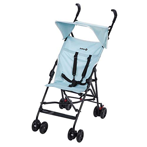 Safety 1st Poussette Canne Fixe Peps + Canopy Blue Moon