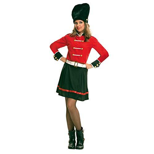 Englische Garde Kostüm Damen - My Other Me Kostüm der englischen