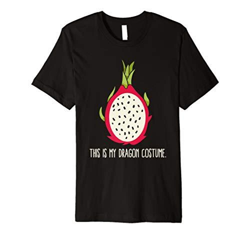 Dragon Fruit Halloween-Kostüm Shirt Funny Frauen Herren Kinder