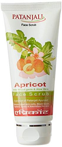 Patanjali Apricot Face Scrub (60GM)