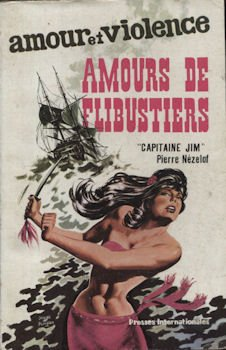 Pierre Nezelof - Amours de flibustiers - capitaine
