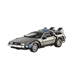Hotwheels Elite 1:43 Scale DeLorean Time Machine Back to the Future