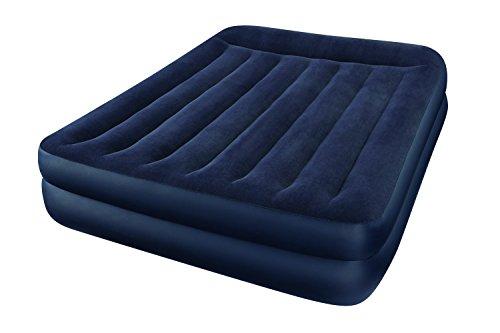 """Luftbett Pillow Rest """"Blue"""" Queen (ohne Pumpe),152 x 203 x 47 cm (L x B x H)"""