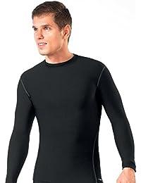 Gwinner Thermo-Funktionsunterwäsche Herren Langarm Shirt, Unterhemd perfect für Winter - und Skisport, ANATOMY III