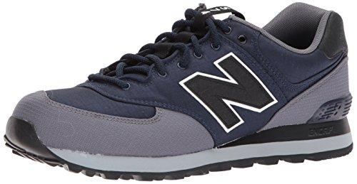 New Balance Herren Sneaker, Mehrfarbig (Pigment), 44 EU (9.5 UK) (Herren-pigment)
