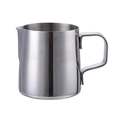 Milk Pitcher Stainless Steel Milk Cup Milk Frothing Pitcher Milk Jug Espresso Coffee Cappuccino Latte Art Tool