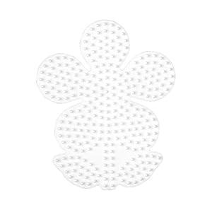 Hama Perlen 299  - Pared perforada Flor