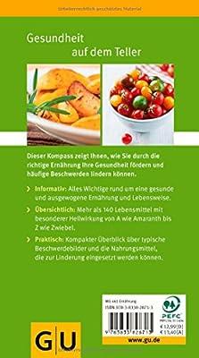 Essen als Medizin: 140 Lebensmittel für mehr Gesundheit (Große GU Kompasse)