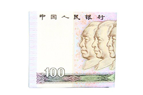 FreshGadgetz 1 Set di Portafoglio alla moda per banconote per signore e ragazze (USD Small) Yuan vecchio