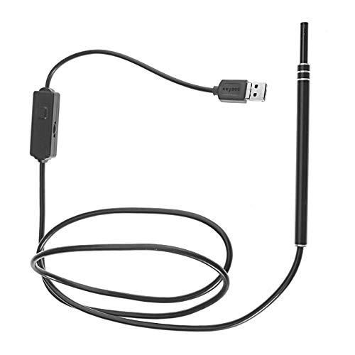 2in1 USB Ohrreiniger Endoskop Visual Earpick & Mini Kamera Ohrreinigungsset