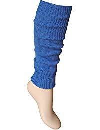 Ladies & Girls Super Soft Chunky Knit Thermal Winter Ankle Warmers