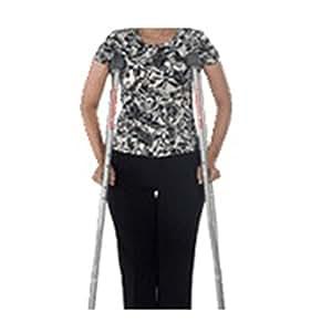 Vissco Invalid Underarm Auxiliary Crutches PC0905 - Large