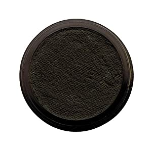 Eulenspiegel - Maquillaje Profesional Aqua, 20 ml / 30 g, Color Brillo perlino Negro (180112)