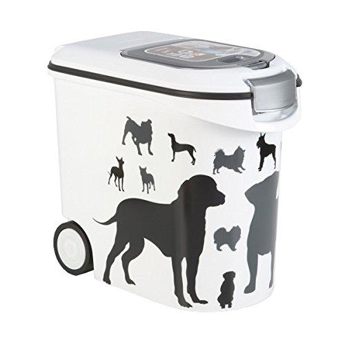 Curver Pet secco contenitore di alimento per cani, 35 litri