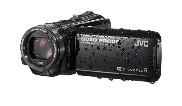JVC Cam/éscope Quad Proof GZ-R441BEU