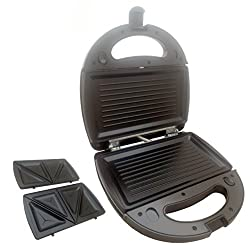 Russell Hobbs 750W 2-in-1 Sandwich Maker - RST750M2 - Sandwich Toaster and Grill