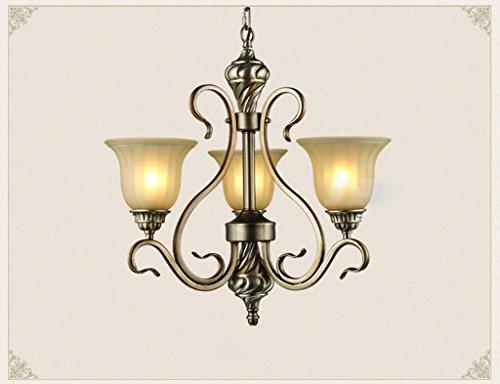wysm Europea - Stile lampadari antichi Soggiorno Lampade alta -