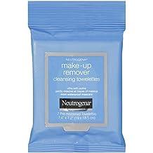 Neutrogena maquillaje Remover Limpieza Toallitas towelettes (7 unidades) tamaño ...